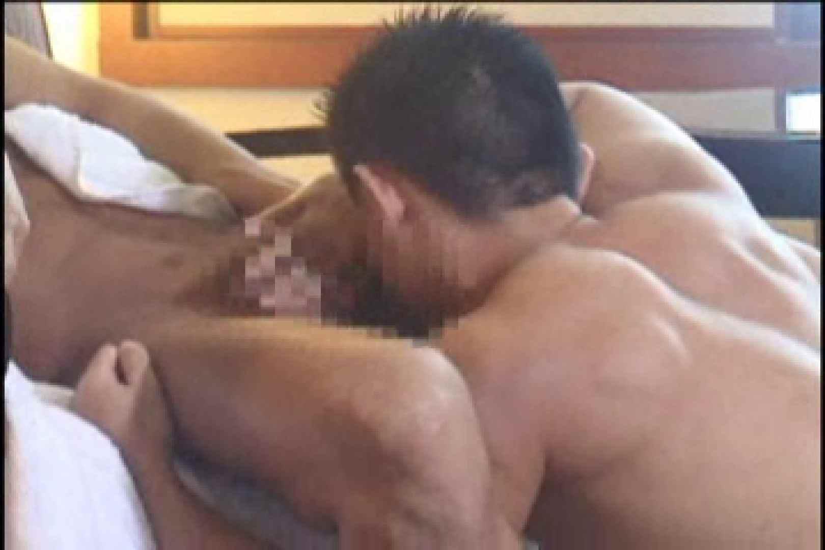 光り輝く男たちのロマンシングメモリー!!vol.09 アナル舐め ゲイセックス画像 79pic 61