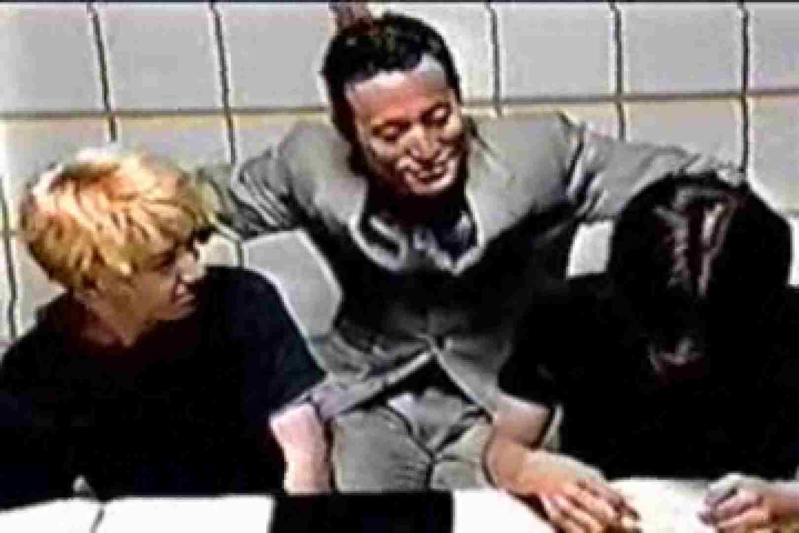 発掘!!10年前のVHSお宝ゲイ動画!! 複数セフレプレイ ゲイ無修正画像 71pic 11