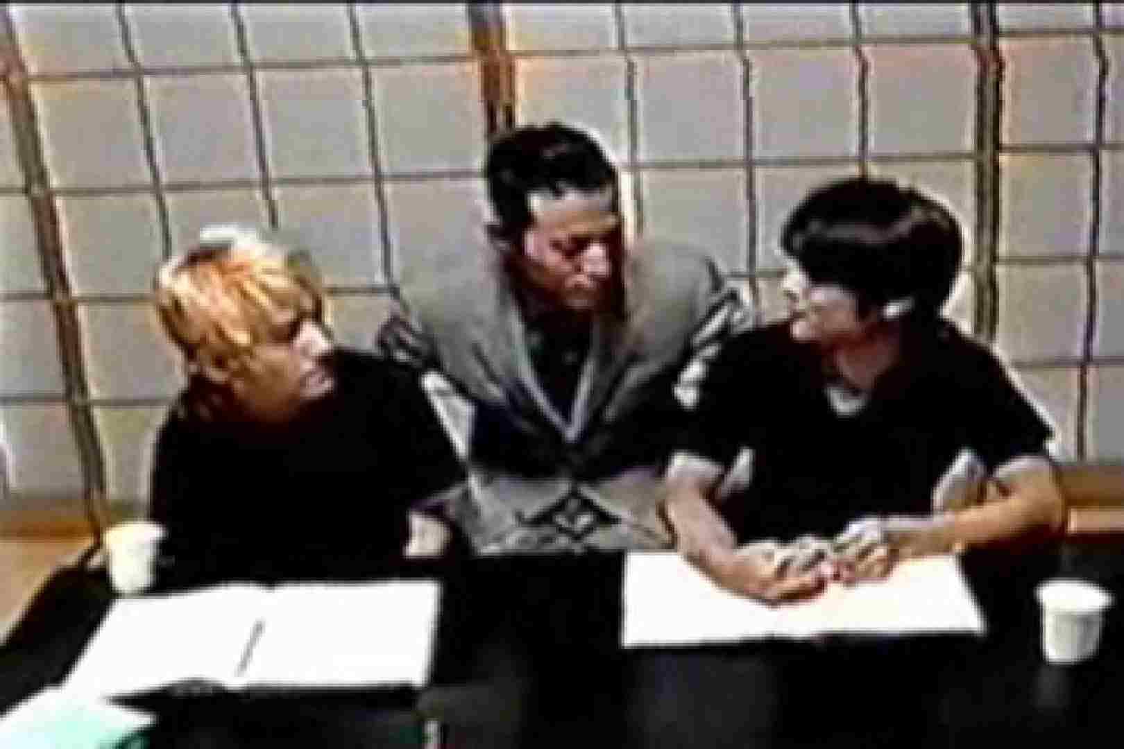 発掘!!10年前のVHSお宝ゲイ動画!! 顔射DE行く ゲイヌード画像 71pic 12