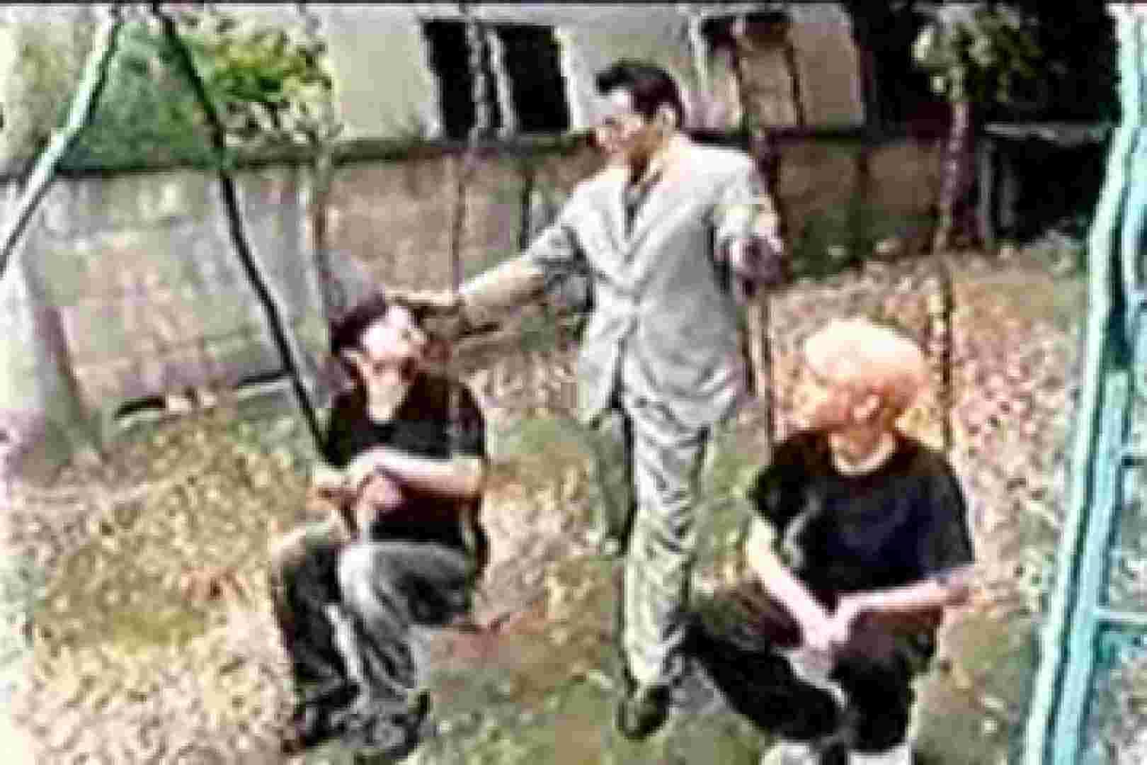 発掘!!10年前のVHSお宝ゲイ動画!! 口穴串挿し ゲイフリーエロ画像 71pic 39