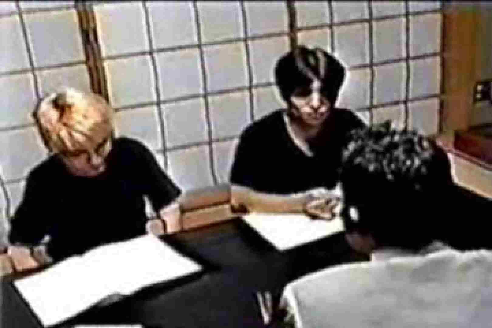 発掘!!10年前のVHSお宝ゲイ動画!! アナル舐め ゲイ無修正画像 71pic 48
