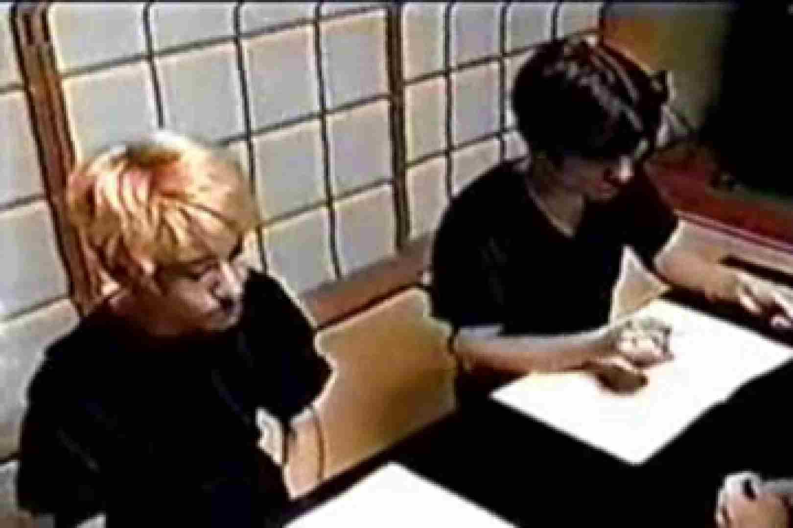 発掘!!10年前のVHSお宝ゲイ動画!! 縛グッズプレイ ゲイエロビデオ画像 71pic 57