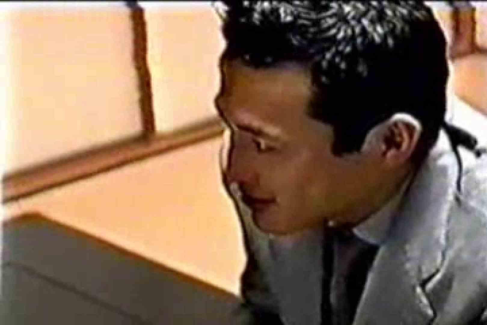発掘!!10年前のVHSお宝ゲイ動画!! 口穴串挿し ゲイフリーエロ画像 71pic 60