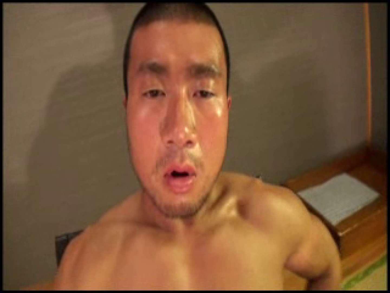 SUPER MUSCLE GAIN!!〜鋼鉄の筋肉〜vol.01  亀頭 GAY無修正エロ動画 100pic 18