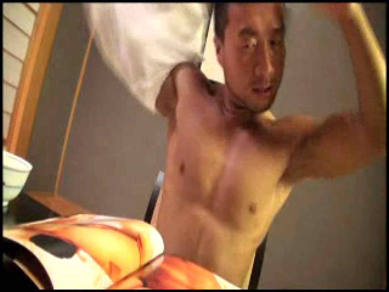SUPER MUSCLE GAIN!!〜鋼鉄の筋肉〜vol.01  亀頭 GAY無修正エロ動画 100pic 27
