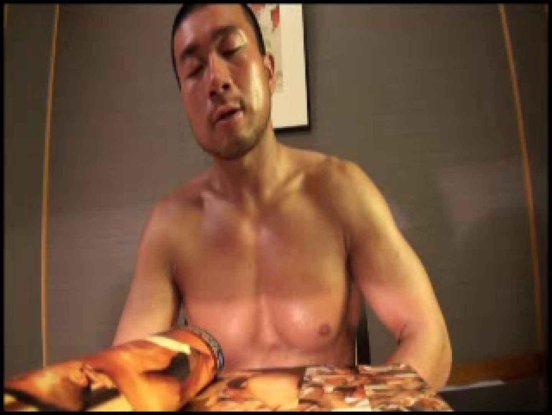 SUPER MUSCLE GAIN!!〜鋼鉄の筋肉〜vol.01  亀頭 GAY無修正エロ動画 100pic 81