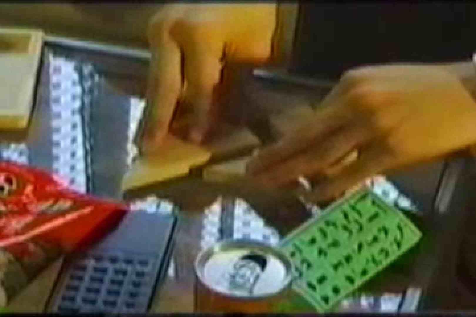 【流出】若者たちの集い 連結フェラ 男同士動画 48pic 13