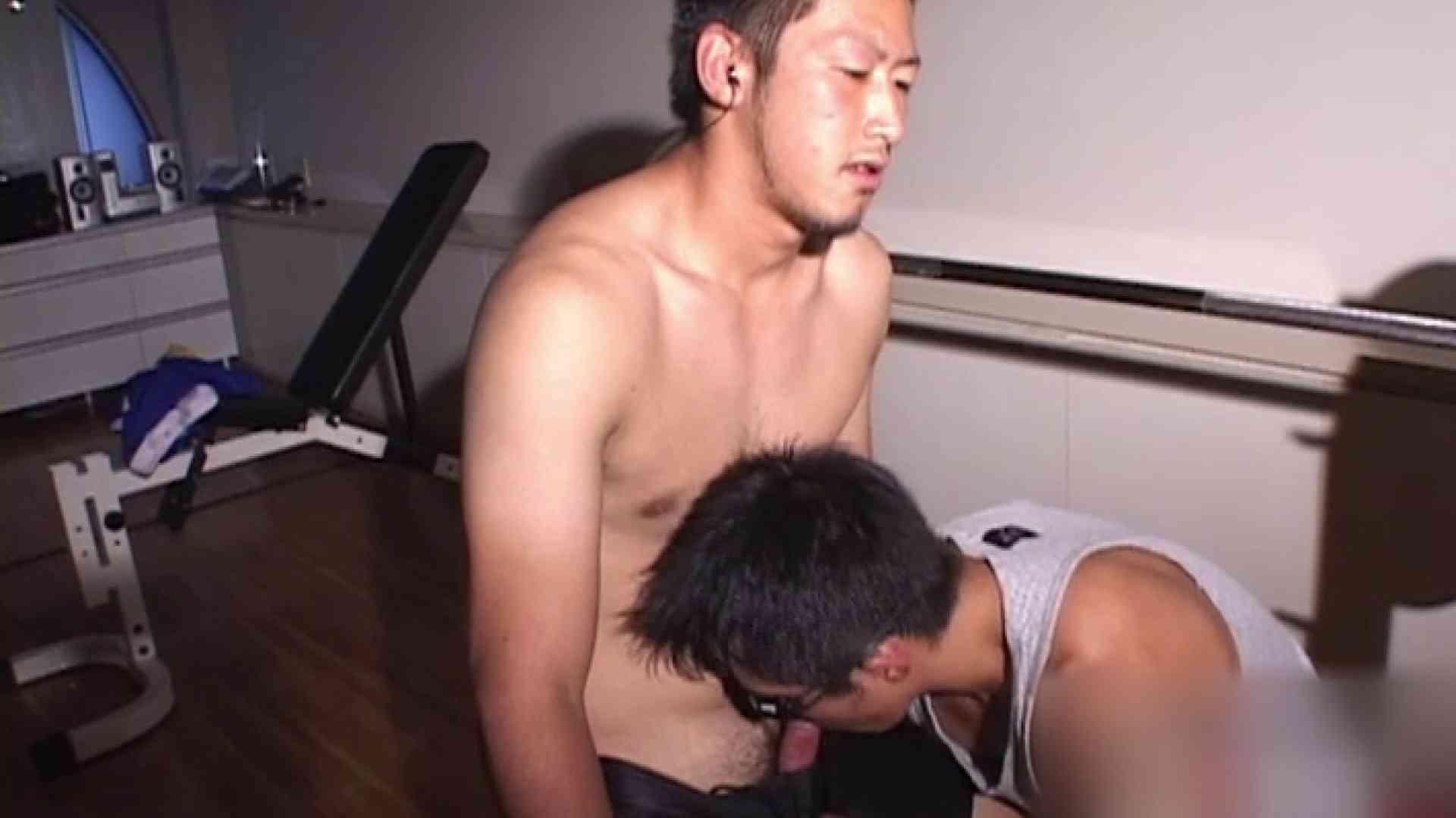 珍肉も筋肉の内!!vol.1 無修正 ゲイエロビデオ画像 66pic 36