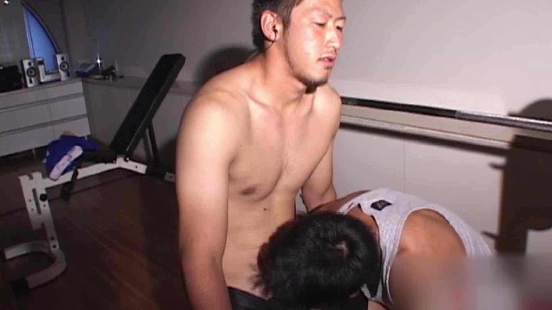 珍肉も筋肉の内!!vol.1 フェラ天国 ゲイ無修正画像 66pic 37