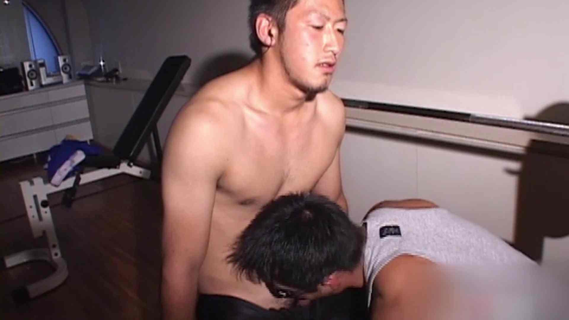珍肉も筋肉の内!!vol.1 アナル舐め ゲイエロビデオ画像 66pic 41