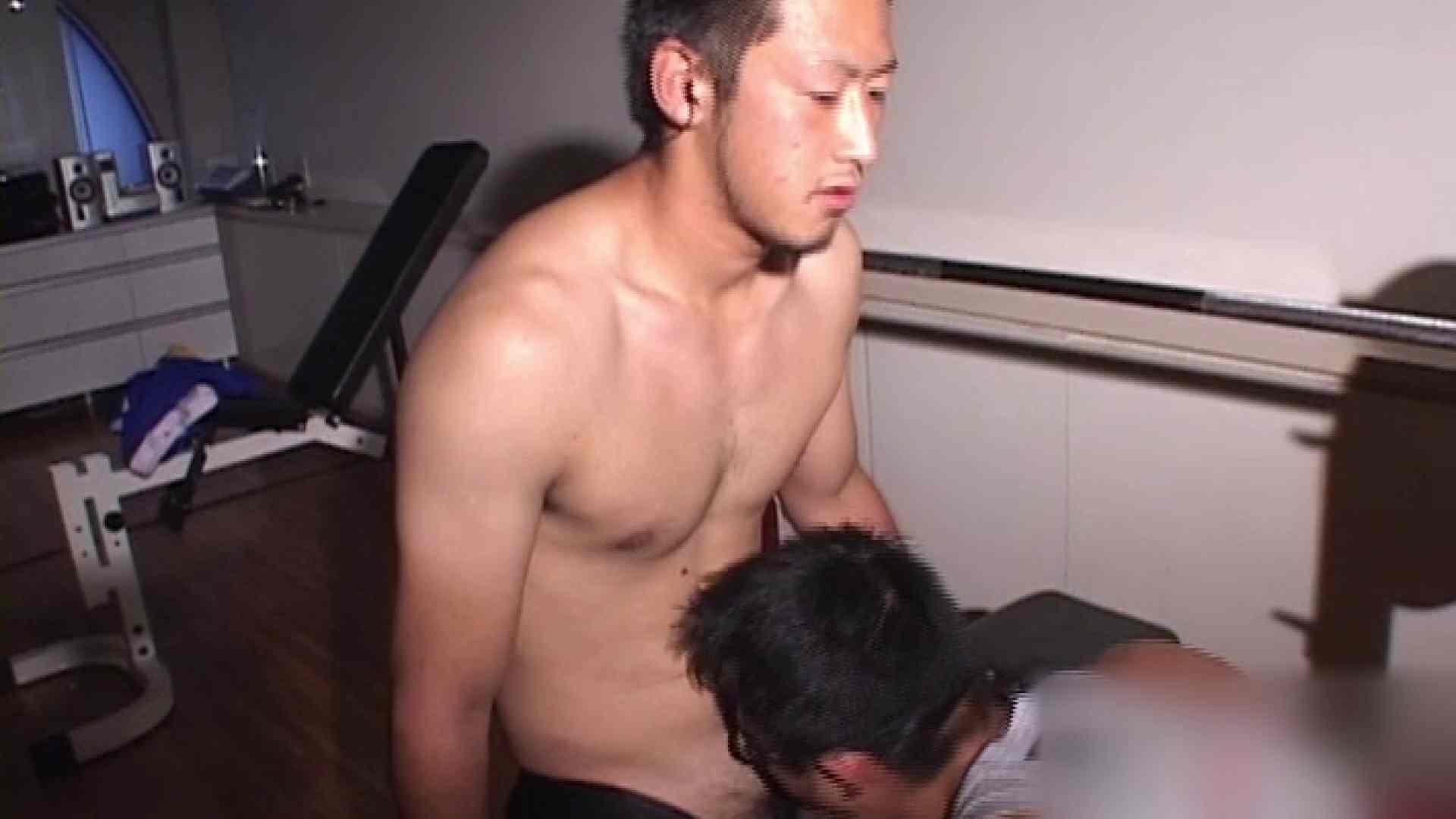 珍肉も筋肉の内!!vol.1 発射天国 ゲイ無修正ビデオ画像 66pic 44