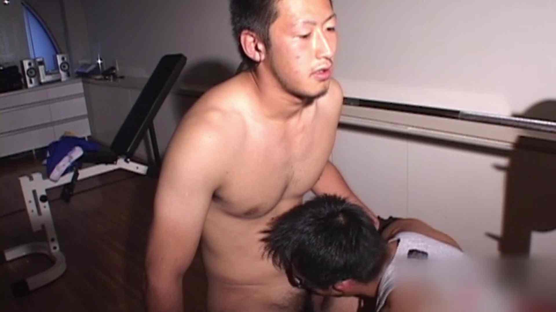 珍肉も筋肉の内!!vol.1 アナル舐め ゲイエロビデオ画像 66pic 52