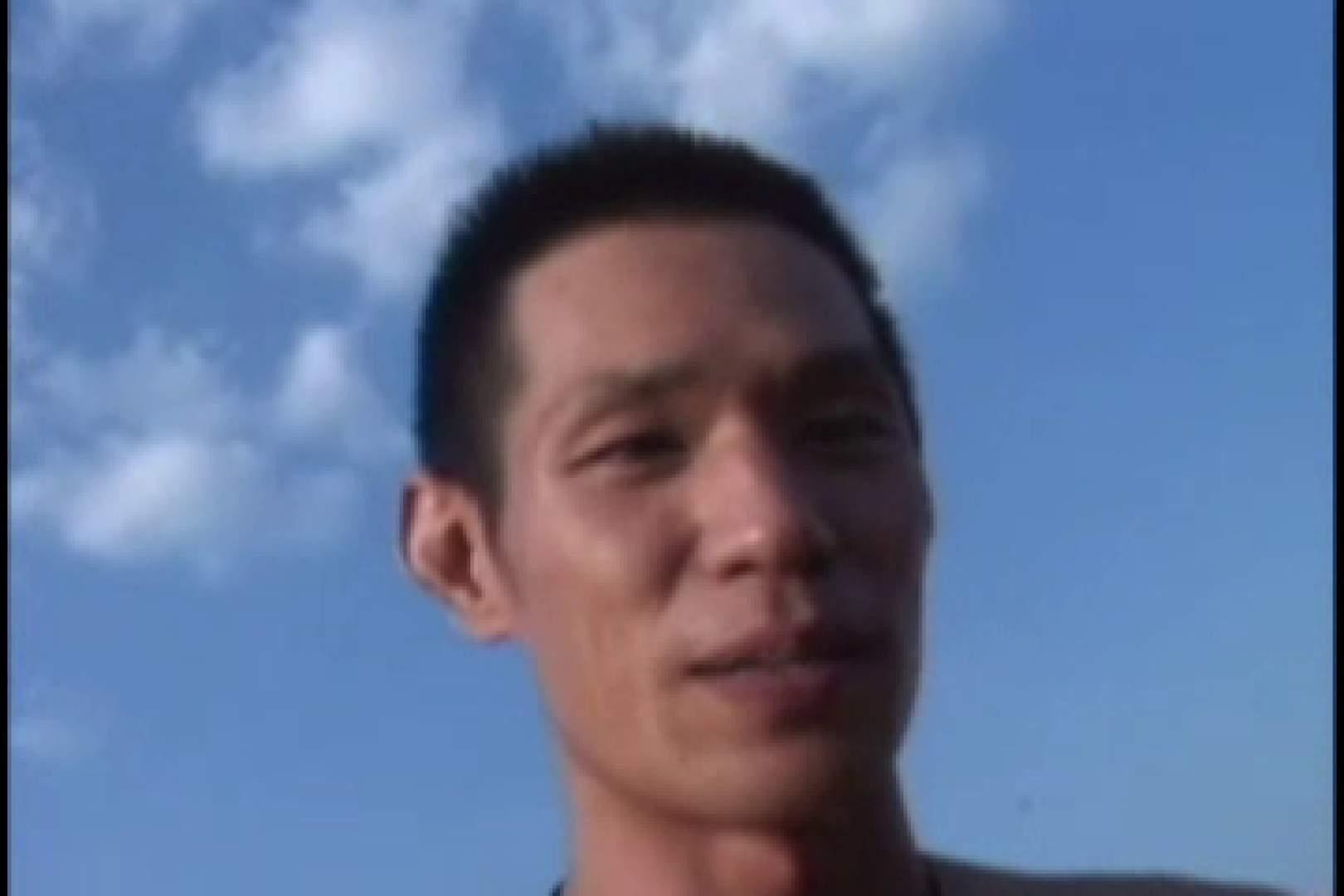 スリ筋!!スポメンのDANKON最高!!take.01 野外露出動画 ゲイAV画像 50pic 15