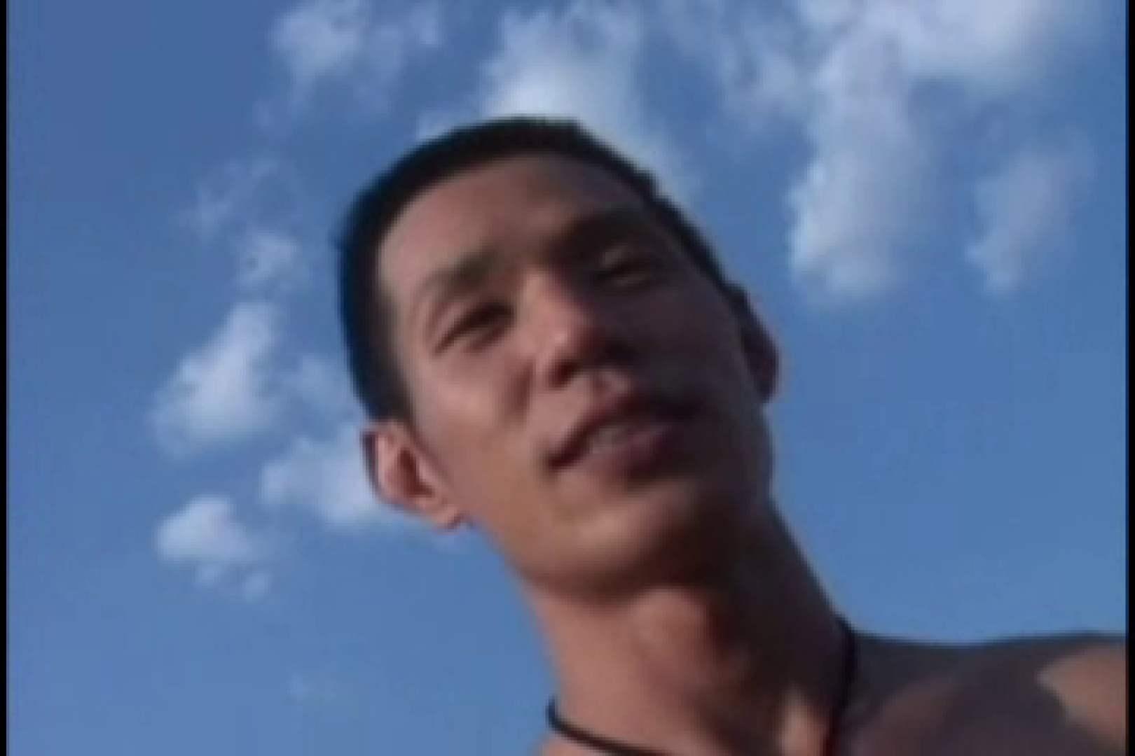 スリ筋!!スポメンのDANKON最高!!take.01 スポーツマン ゲイセックス画像 50pic 16