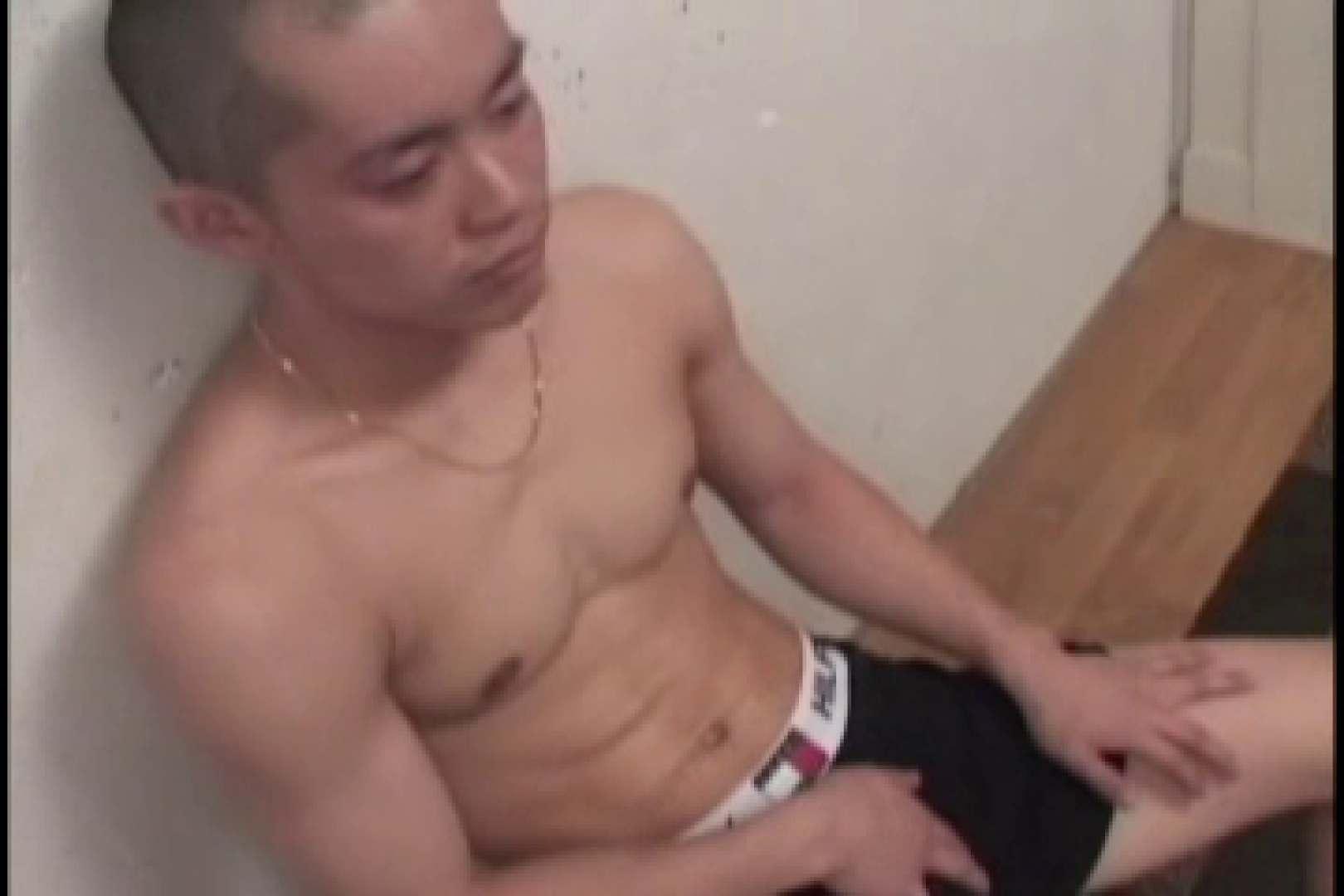 スリ筋!!スポメンのDANKON最高!!take.02 手コキ | ノンケ一筋 AV動画 59pic 1