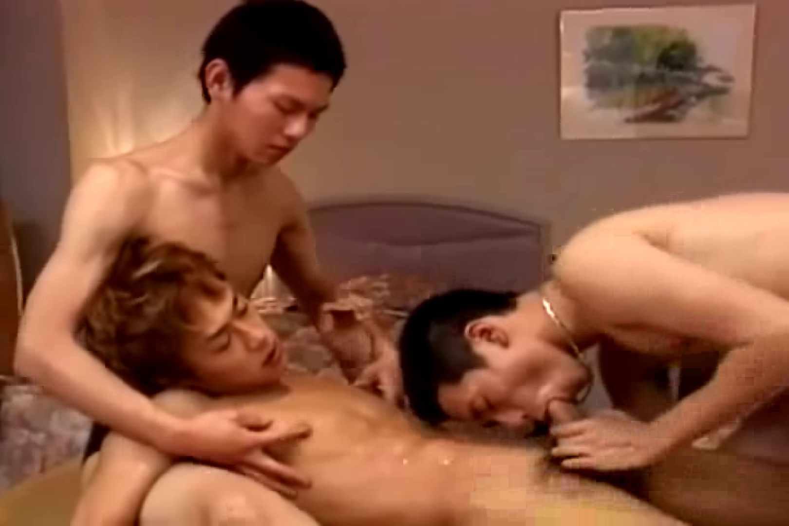 イケメン3人衆モッコリパラダイス!! 無修正 ゲイ無修正動画画像 51pic 4