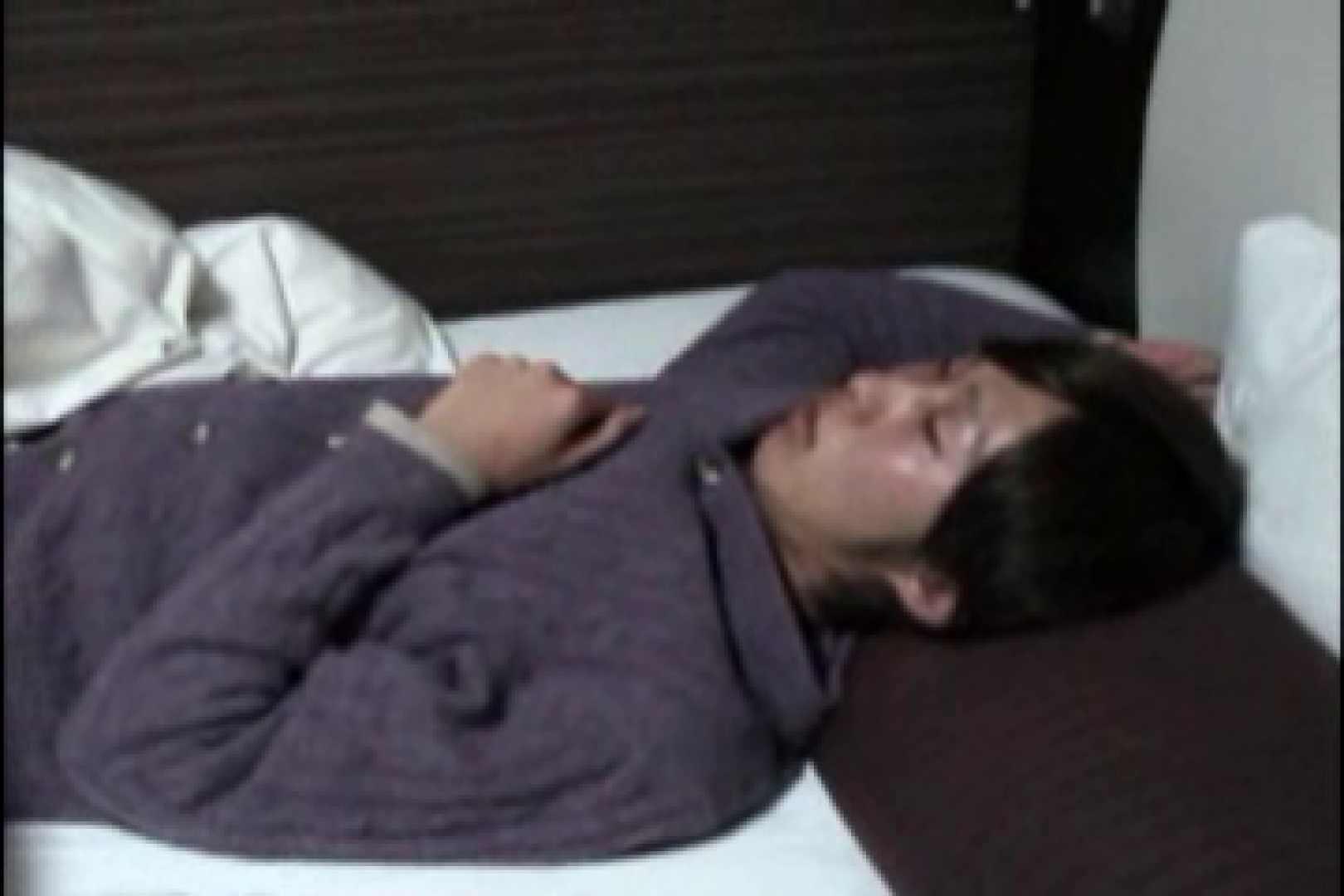 【個人買取】彼は夢の中、俺が潜入激撮!! 三ツ星盗撮 ゲイエロビデオ画像 104pic 27