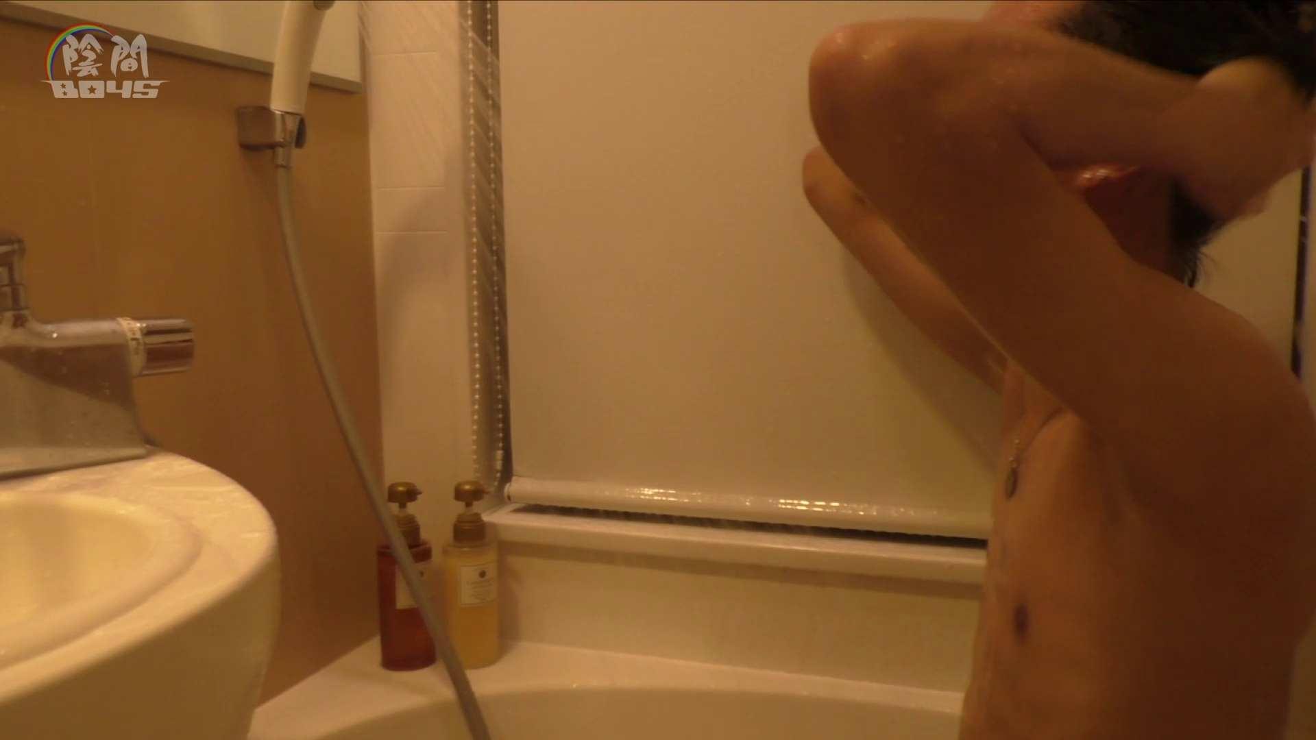 陰間BOYS~「アナルだけは許して…3」~02 入浴・シャワー丸見え ゲイ無修正ビデオ画像 72pic 25