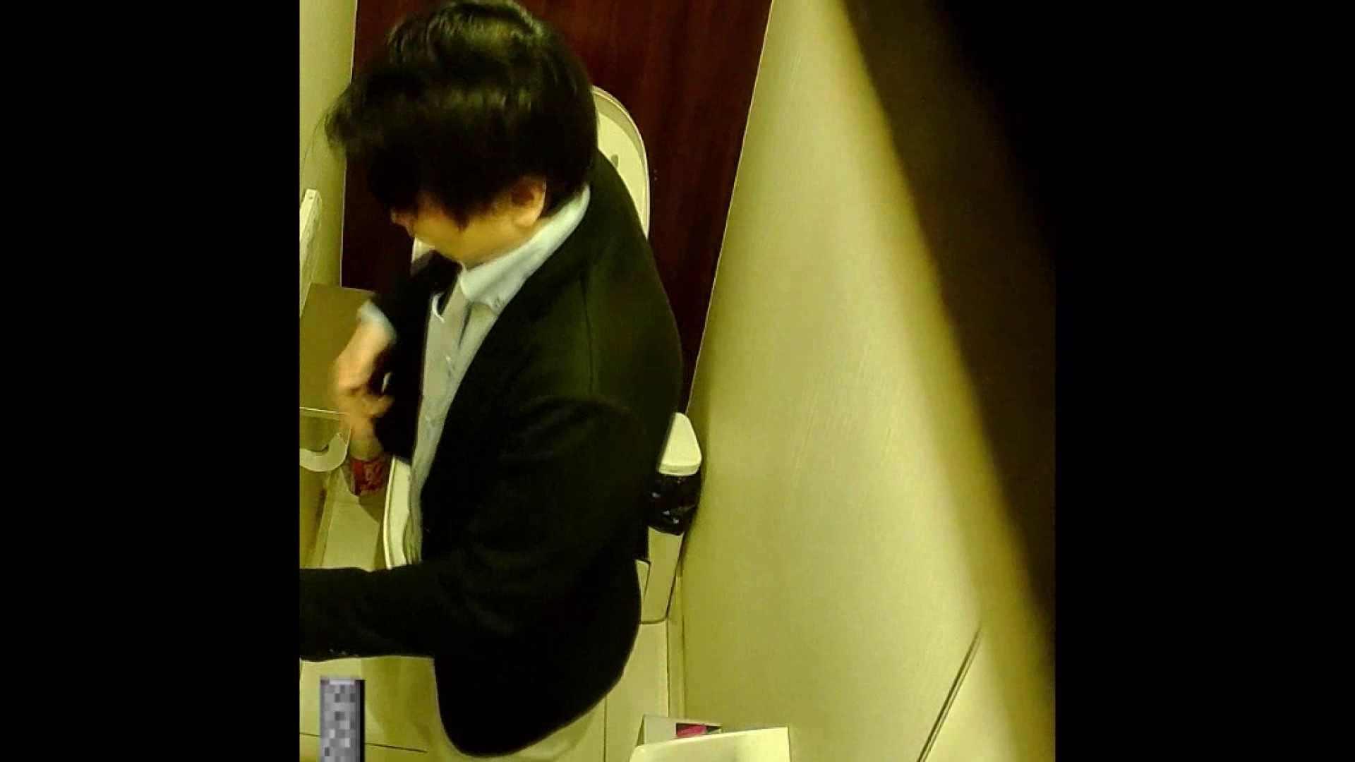 ゲイ アナル|イケメンの素顔in洗面所 Vol.10|スーツ