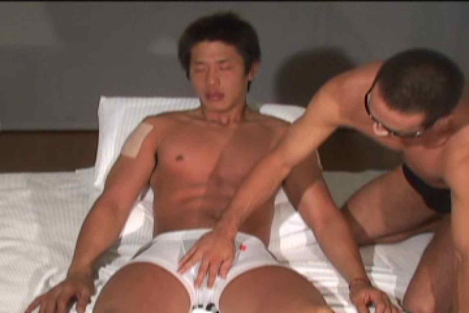 ゲイ アナル|体育会系モッコリ祭り05|キス