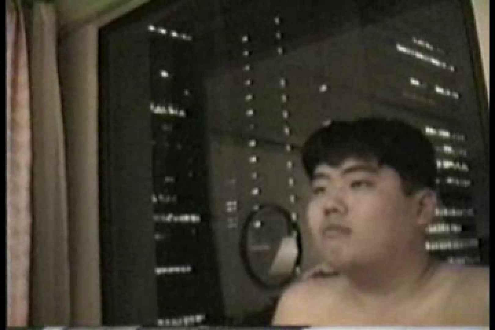 ゲイ アナル|太った男じゃダメですか?01|バック